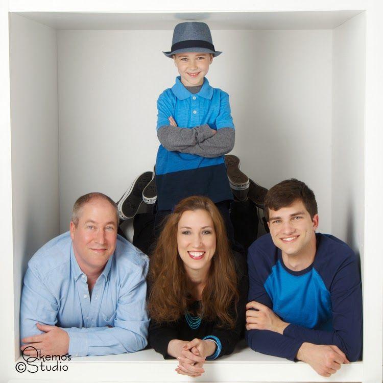A unique family portrait opportunity!