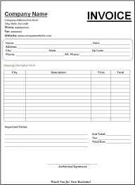 Image result for tax invoice sample in excel | 8 | Free
