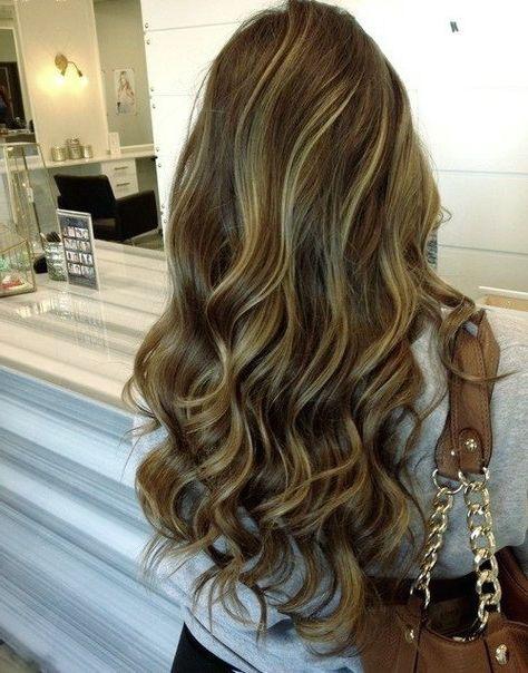 coiffure cheveu ondulé