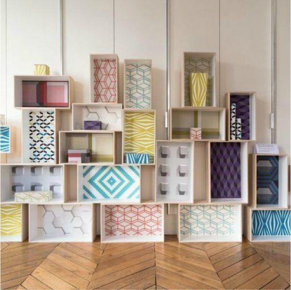Idee fai da te con il legno trouville bricolage et casse - Bricolage legno idee ...