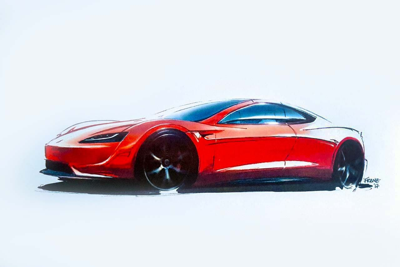 Tesla's Latest Roadster is the Brand's New Halo Product ...