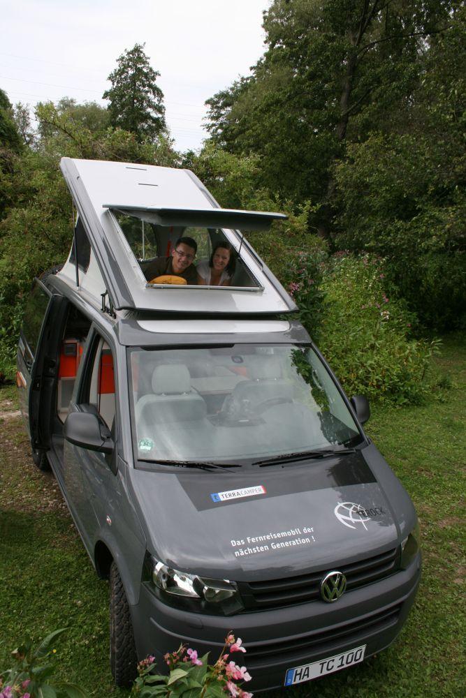 Transporter T5 Terock Mees Camper Center Vw Kampeerwagens Camper Ideeen Camper Busjes