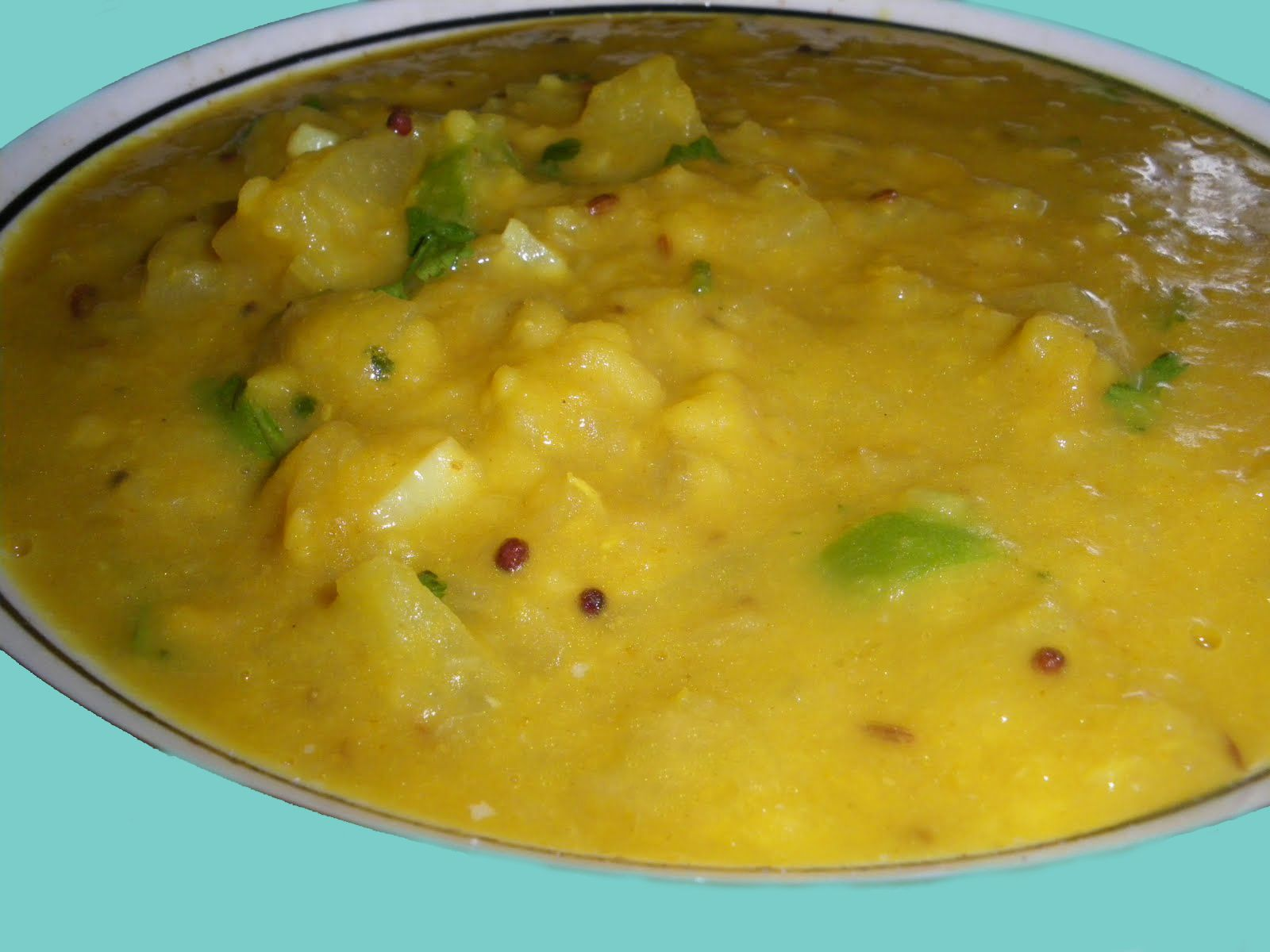 Sorakaya pappu bottle gourd recipe is one of famous andhra recipes food forumfinder Gallery
