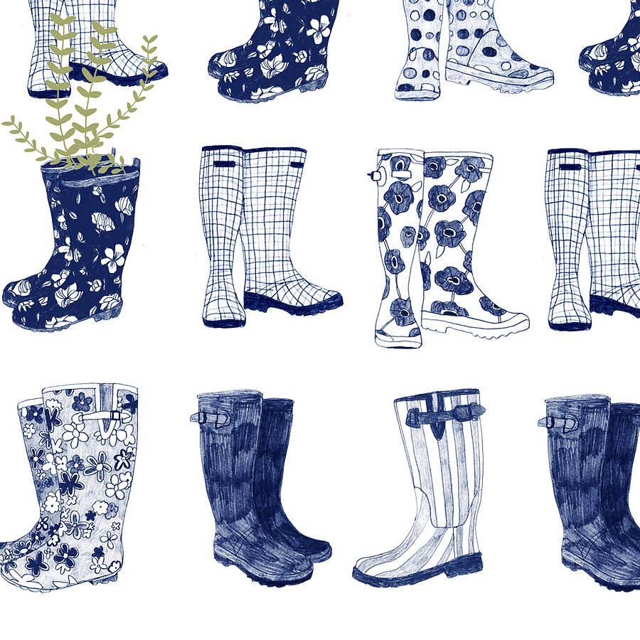 Rubber Boots For Fishing. Icon Flat, Cartoon Style. Isolated.. Royalty Free  Cliparts, Vectors, And Stock Illustration. Image 77135982.