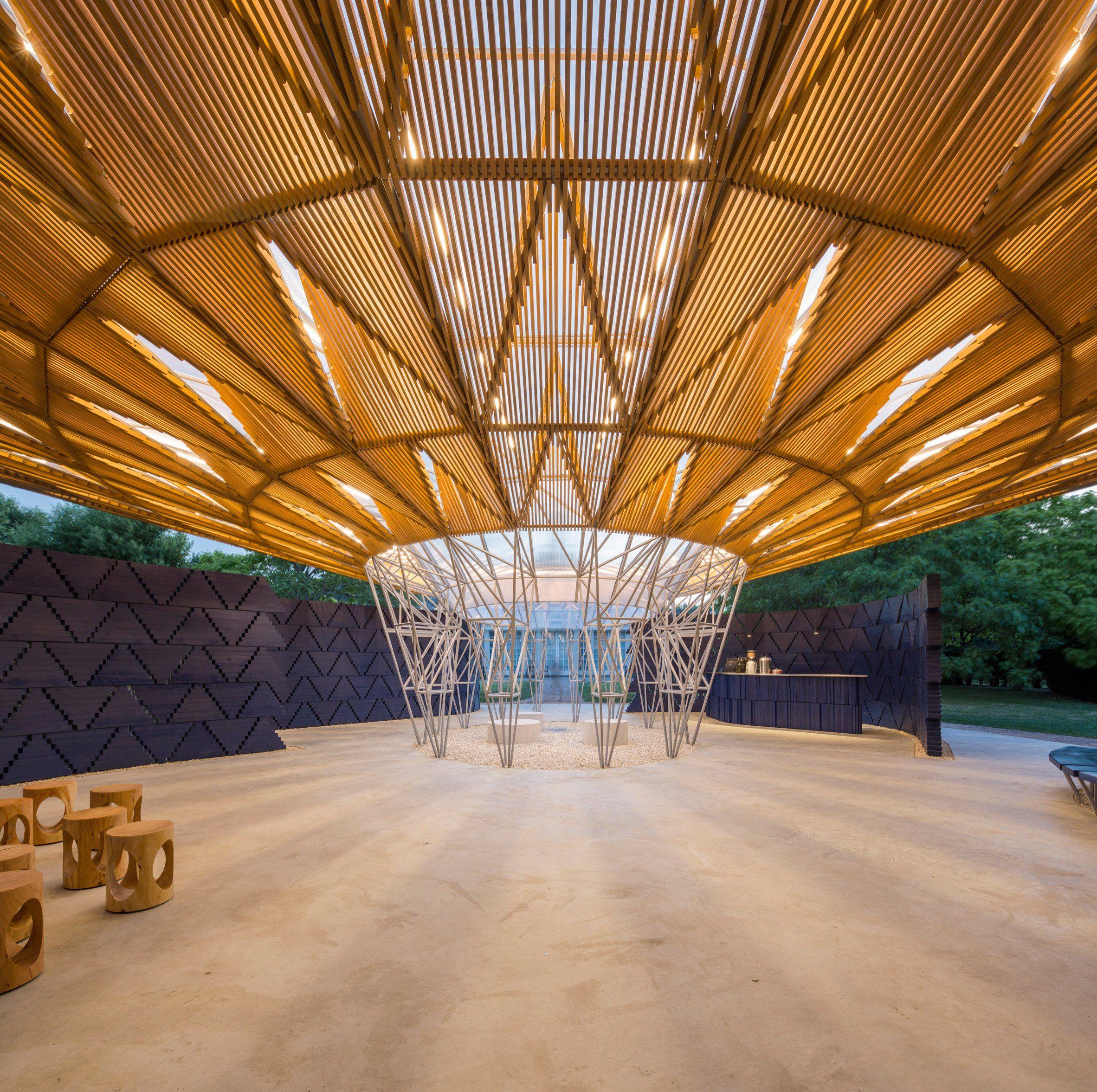 Di 233 B 233 Do Francis K 233 R 233 Serpentine Pavilion 2017