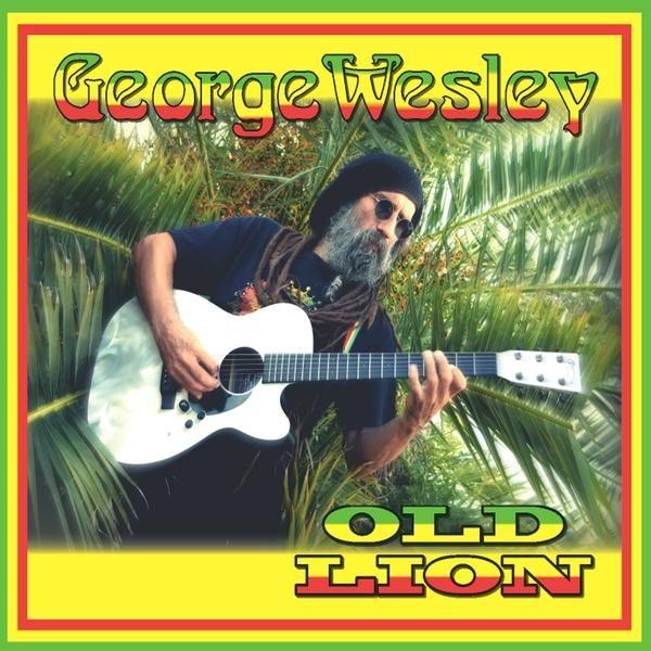 George Wesley - Old Lion, Black