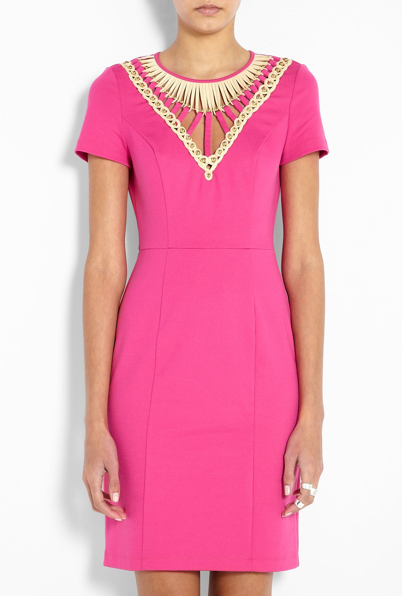 ALICE by Temperley - Fushcia Leon Dress | Anything but jeans ...