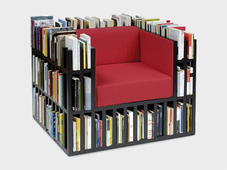 Book Storage Chair To The Window To The Wall Pinterest
