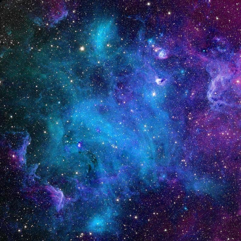 Galaxy Stars Blue Sky Night Photography Backdrops Newborn Baby Etsy Galaxy Phone Wallpaper Galaxy Wallpaper Space Backgrounds