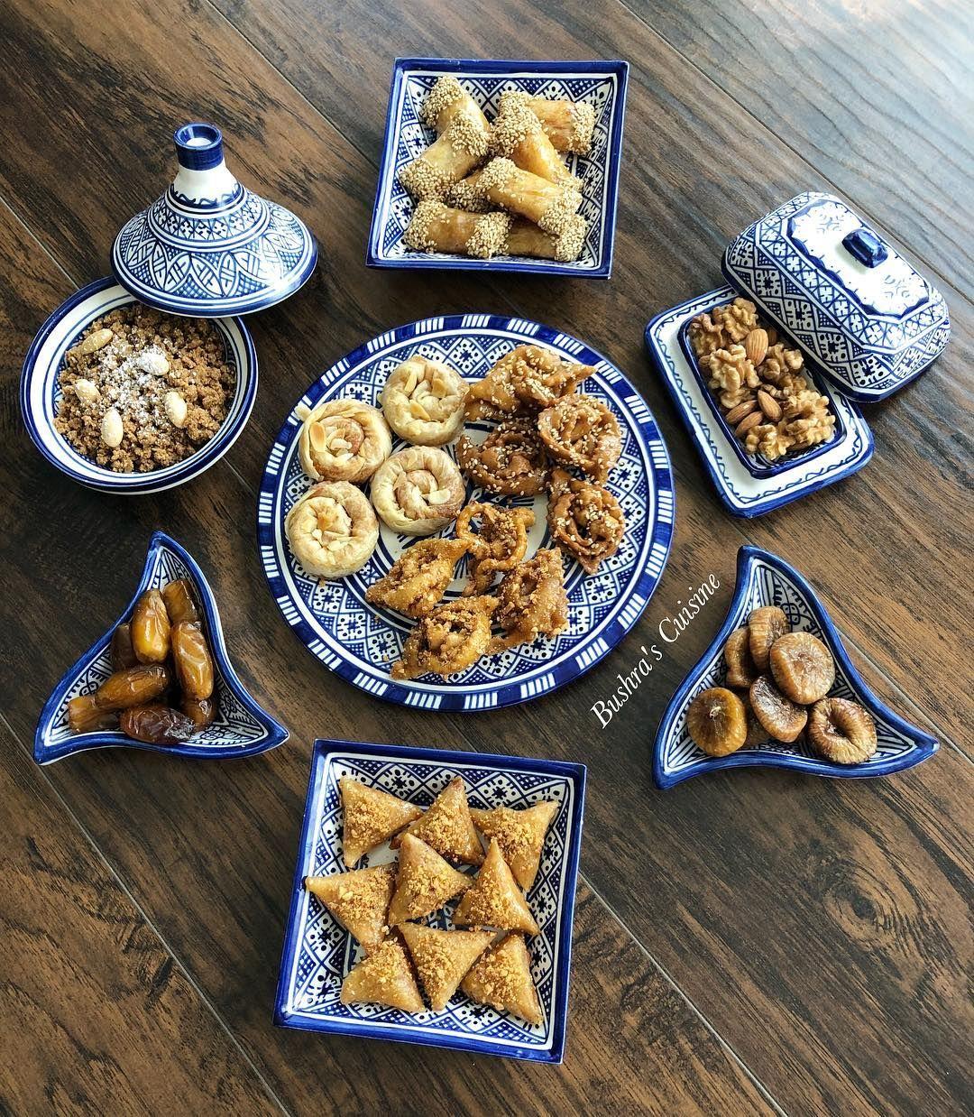 Petit Dejeuner Marocain Gouter Marocain Gouter A La Marocaine Presentation A La Marocaine Moroccan Food Moroccan Breakfas Moroccan Food Morrocan Food Food