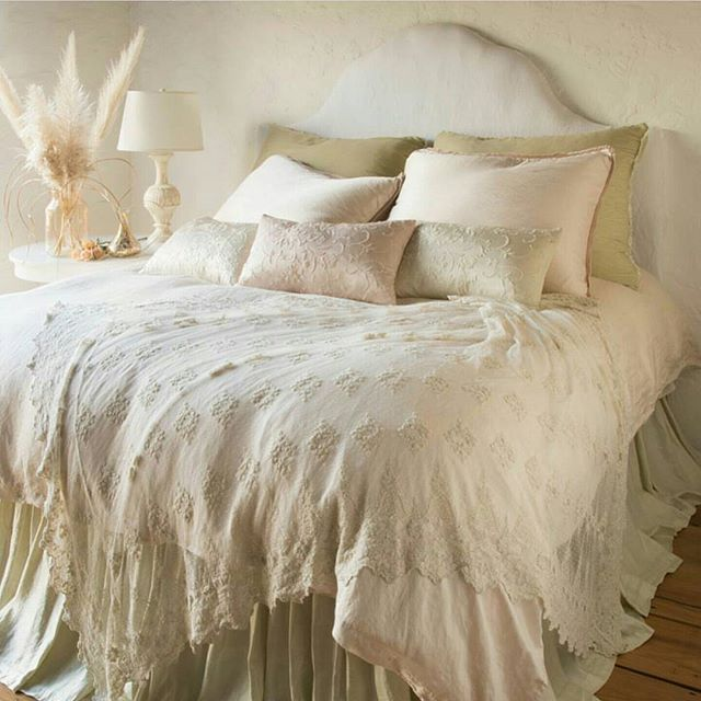 Happy Saturday DELIGHTED TO INTRODUCE YOU To The NEW HUE For 2018  PARCHMENT....available @ FRENCH FEATHERS (905)265 1400 #frenchfeathers # Homedecoru2026