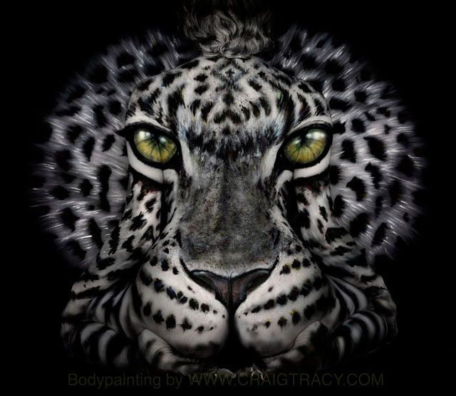 Craig Tracy Body Paintings Body Art Painting Body Painting Body Art
