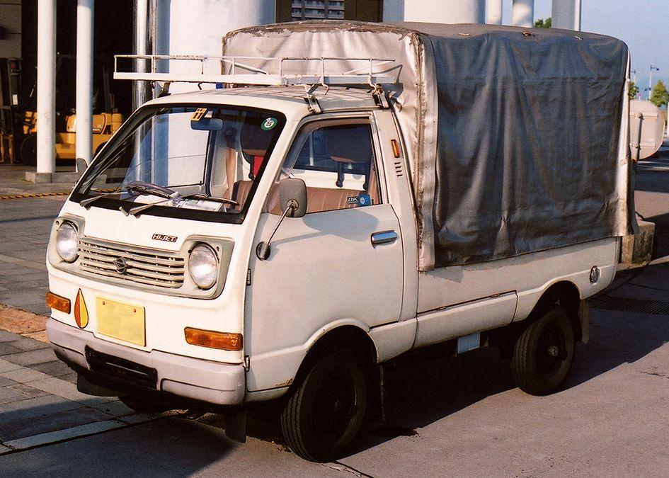 Daihatsu Hijet 360 Truck S38