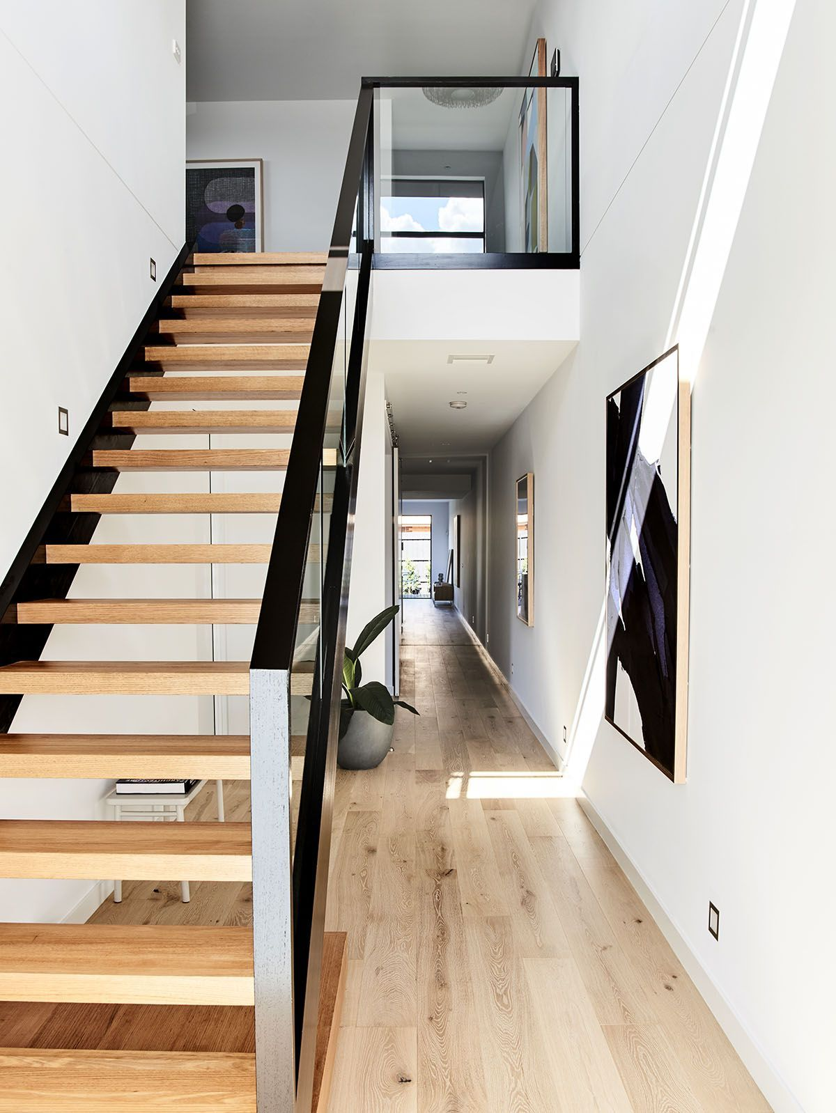 Simple Stairs Design For Small House Stairs Design Small House