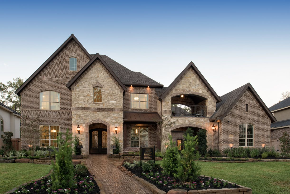 Remarkable Missouri City Tx New Homes For Sale Sienna Plantation Home Interior And Landscaping Dextoversignezvosmurscom