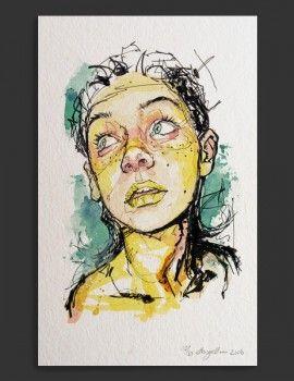 Limited Artprint Sujet 1 | Dominic Beyeler