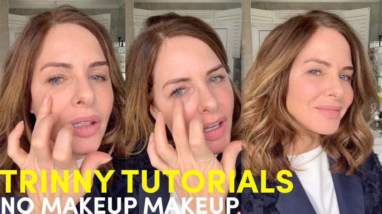 NO MAKEUPMAKEUP TRINNY LONDON London makeup, Makeup