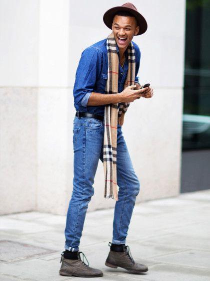 Es gibt sie doch, die gut angezogenen Männer! 8 Style-Lektionen für ... 096e0252f5