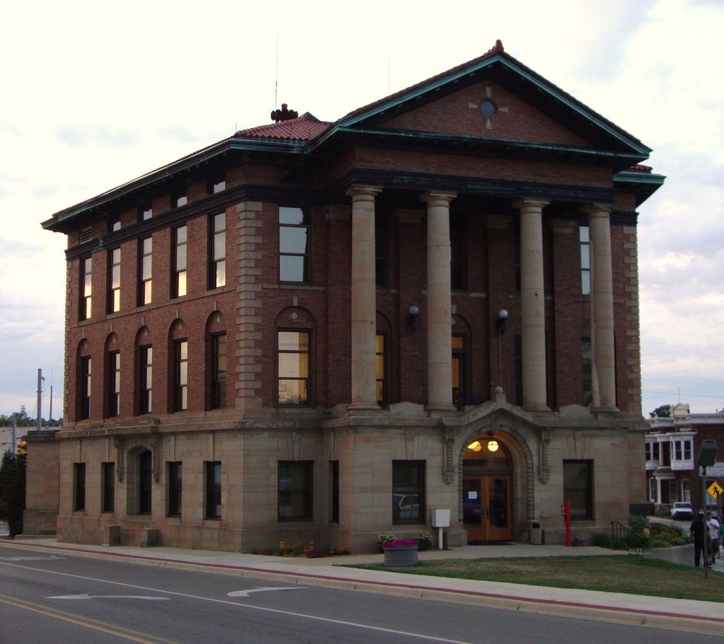 Hillsdale, Michigan City Hall (With Images)