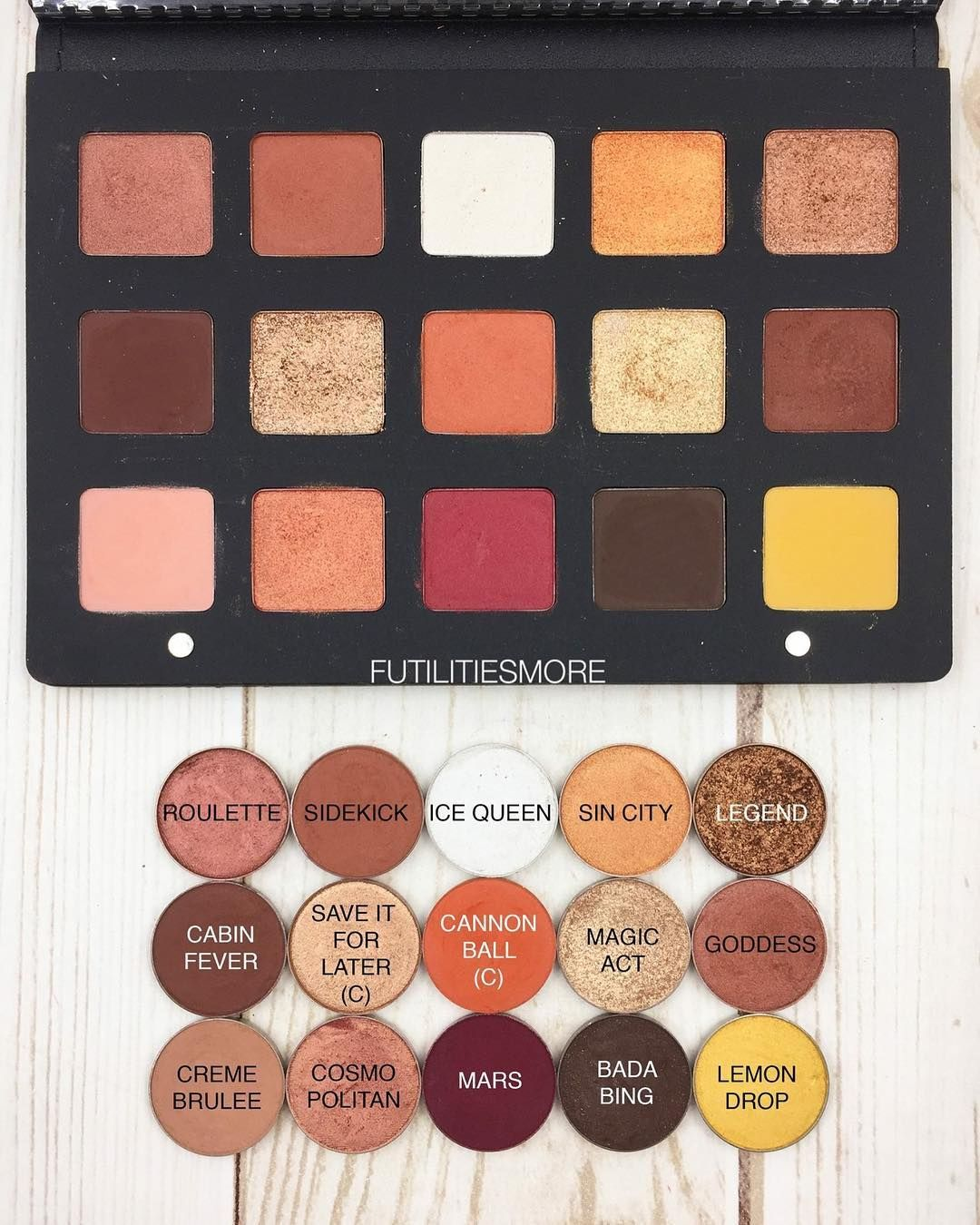 NATASHA DENONA Sunset Palette DUPES With MAKEUP GEEK AND