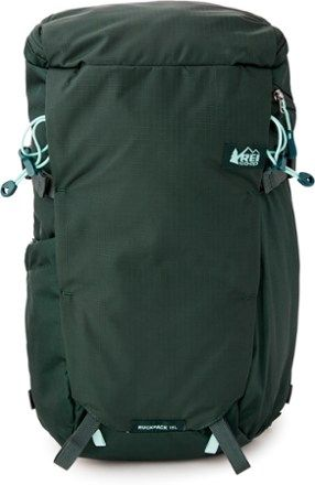 The REI Co-op Ruckpack 18 pack is designed to be your perfect day-trip  companion 8dca4fb98605f