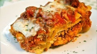 slow cooker lasagna - YouTube