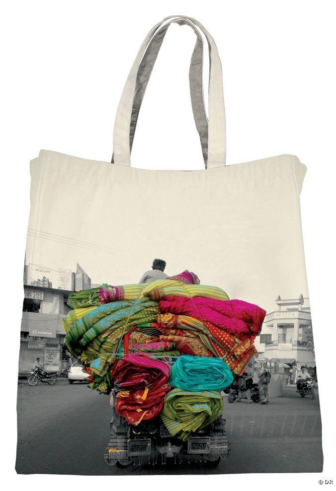 2d912841f82 Le must du sac en toile   Le Charity bag de Fragonard