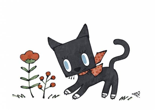 Kukka ja Kitten