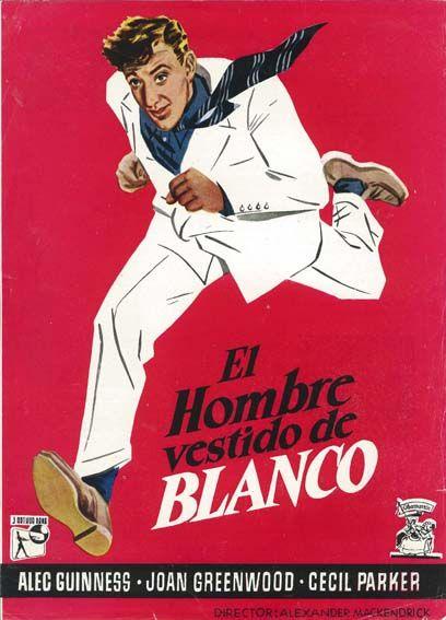 El hombre vestido de blanco (1951)