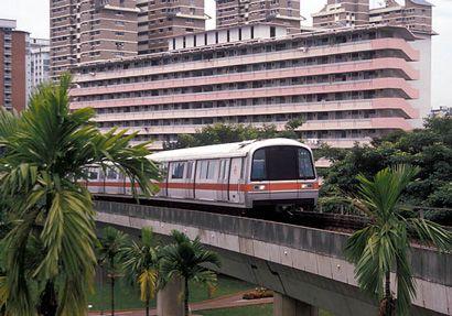 I wish Jakarta has this kind of transportation.