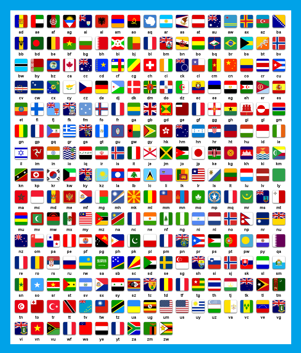 Image Result For All Countries Name