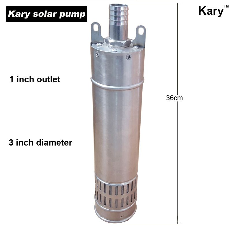 High Quality Cheap Price Solar Water Pump 12v Centrifugal Submersible Pump Solar Water Pump Submersible Well Pump Well Pump