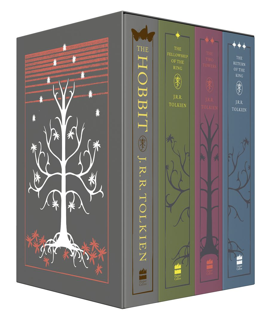 Delve Into Tolkien S Middle Earth With This Special Collector S Hardback Boxed Set The Hobbit Tolkien Books Tolkien