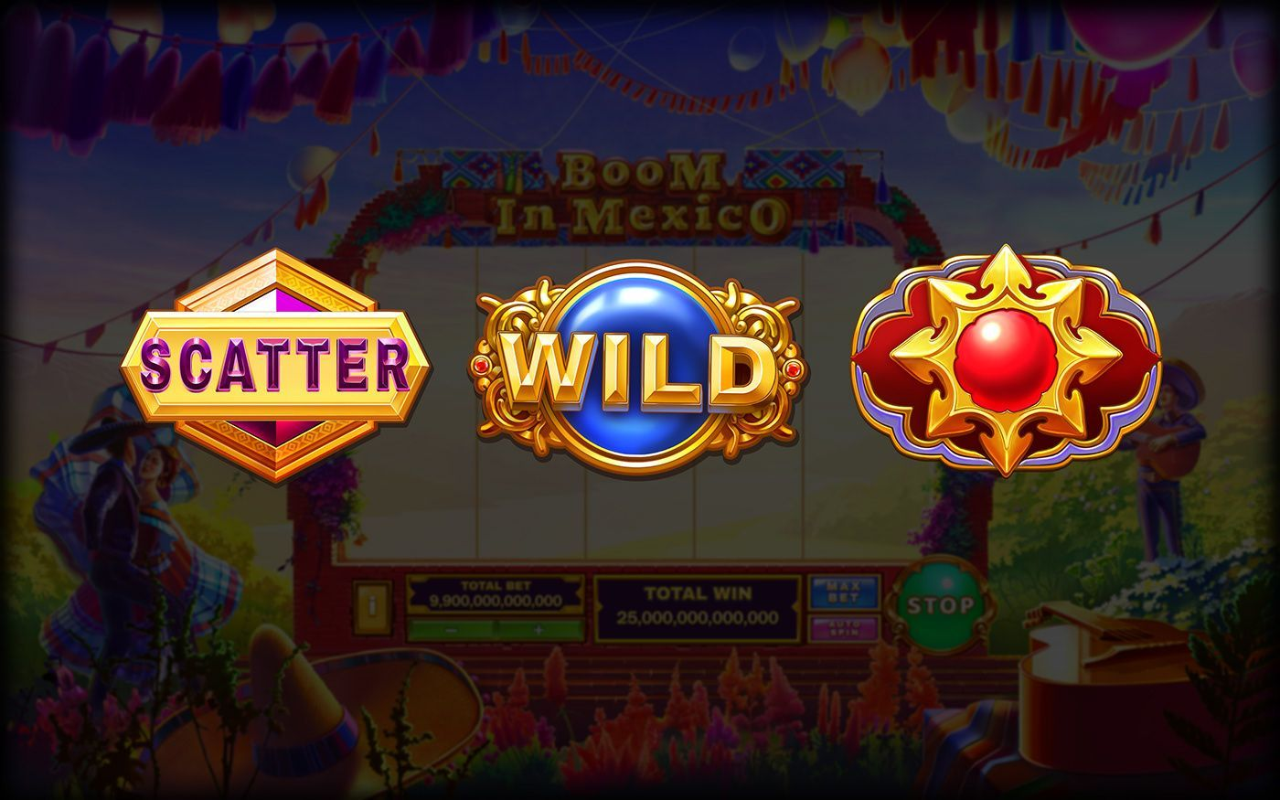 Slot Boom In Mexico on Behance #onlinecasinomalaysia #trustedonline casino #scr888 #supergold7slot