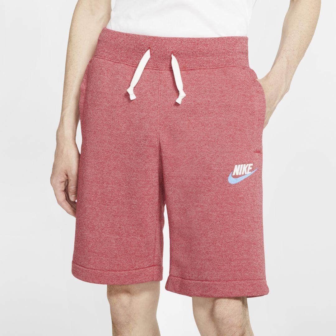 nike shorts heritage