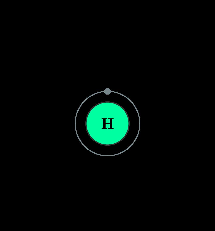 Hydrogen Atom Electron Shell Diagram - Circuit Diagram