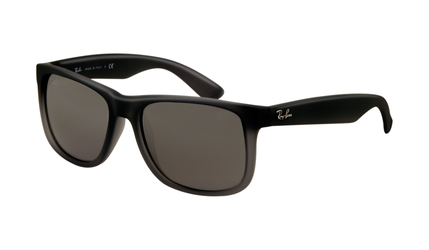 116c78ec9a blackish gray rubber ray bans, with mirror lens.... YES PLEASE! <3 ...