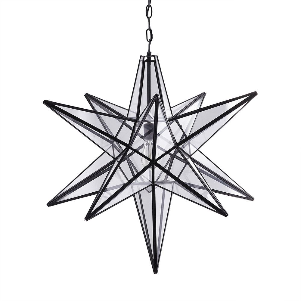 Large Moravian Star Pendant - NEW (With images) | Moravian ...