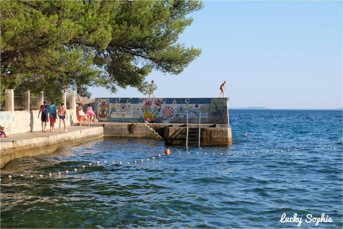 Une Semaine A Split Voyage En Croatie En Famille Lucky Sophie Blog Famille Voyage Croatie Voyage Croatie Voyage En Famille