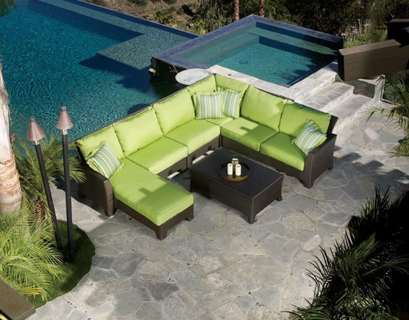 The Best Of Sunset West Outdoor Wicker Patio Furniture Outdoor