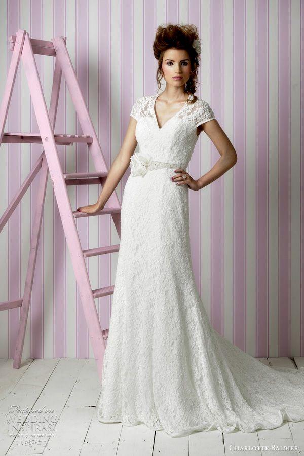 Charlotte Balbier Wedding Dresses 2012 Candy Kisses Bridal