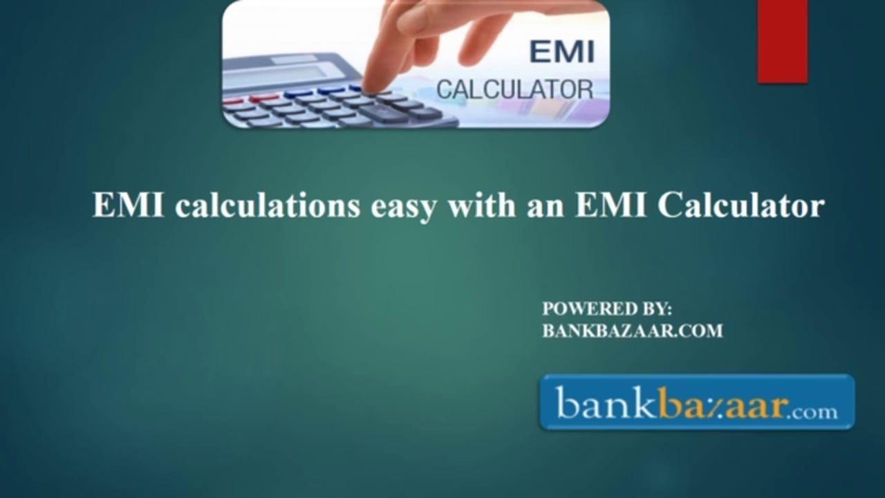 Emi Calculations Easy With An Emi Calculator Finance Loans Financial News Personal Loans