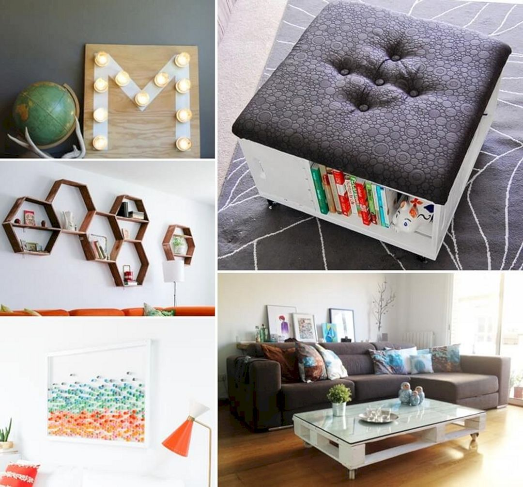 Nice 30 Simple Diy Project Ideas For Cheap Your Home Decoration Https Usdecorating Com 7758 30 Simple Di Diy Living Room Decor Diy Room Decor Living Room Diy