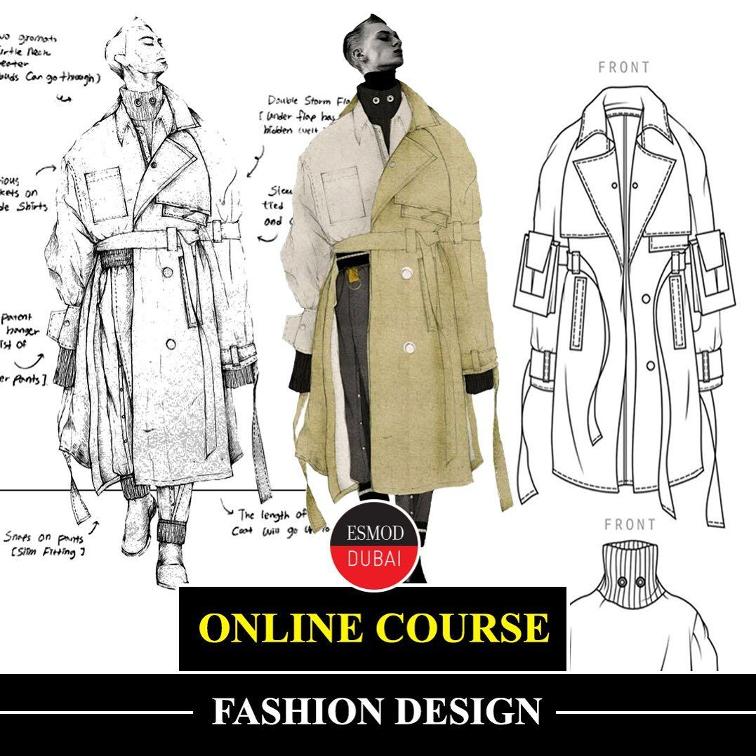 Online Fashion Design Our Famous Fashion Design Workshop Is Now Available Online Up To 20 In 2020 Become A Fashion Designer Fashion Designers Famous Fashion Design