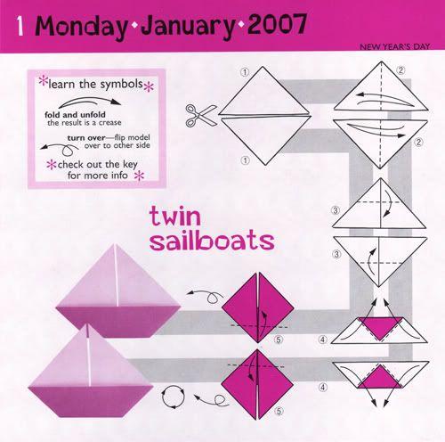 howtoorigamiboat origami folding instructions how