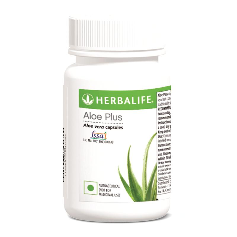 Independent Herbalife Distributor Aloe Plus 60 Capsules Herbalife Herbalife Aloe Aloe Vera Capsules