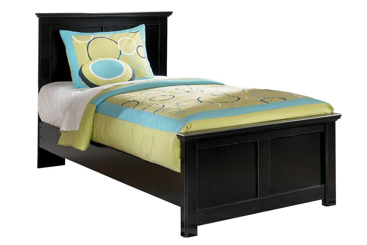 Maribel Black Twin Bed Ashley Furniture Bedroom Ashley
