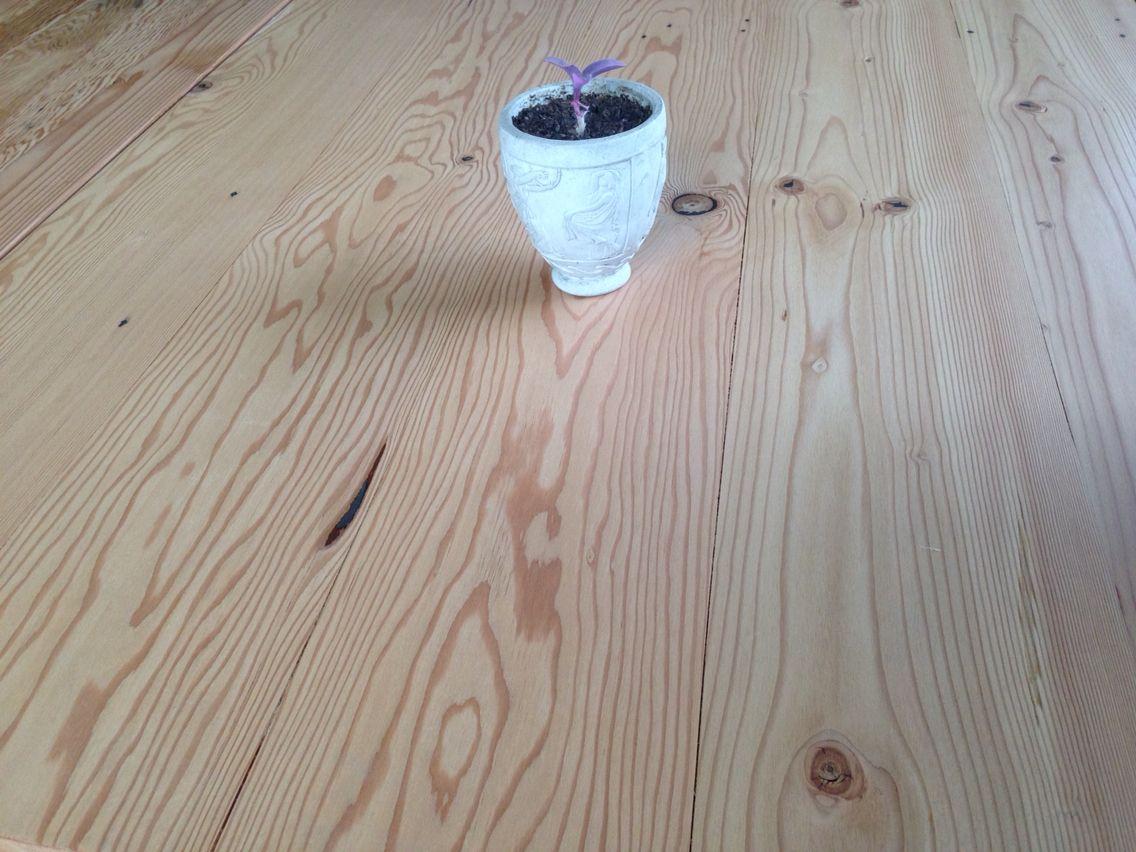 Reclaimed Wide Plank Douglas Fir Flooring