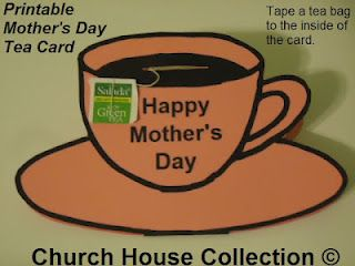 Pin By Church House Collection On Mother S Day Tea Cup Card Mother S Day Activities Mothers Day