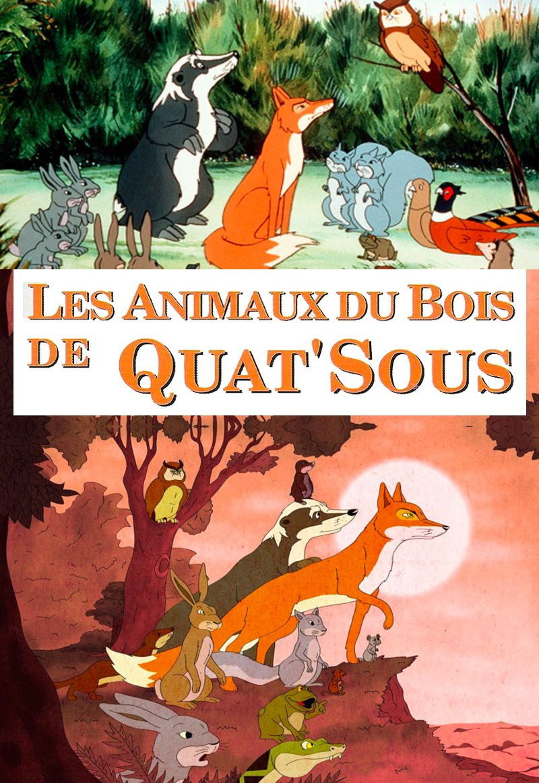Les Animaux Du Bois De Quat'sous Télécharger : animaux, quat'sous, télécharger, Animaux, Quat'sous, Comment, Animé, Chamboulé, Toute, Génération, (1992